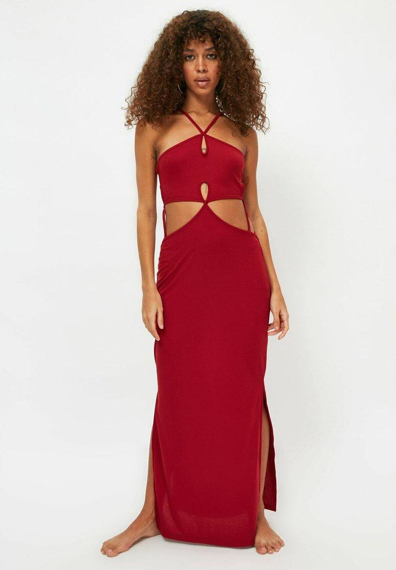 Trendyol - Maxi dress - red