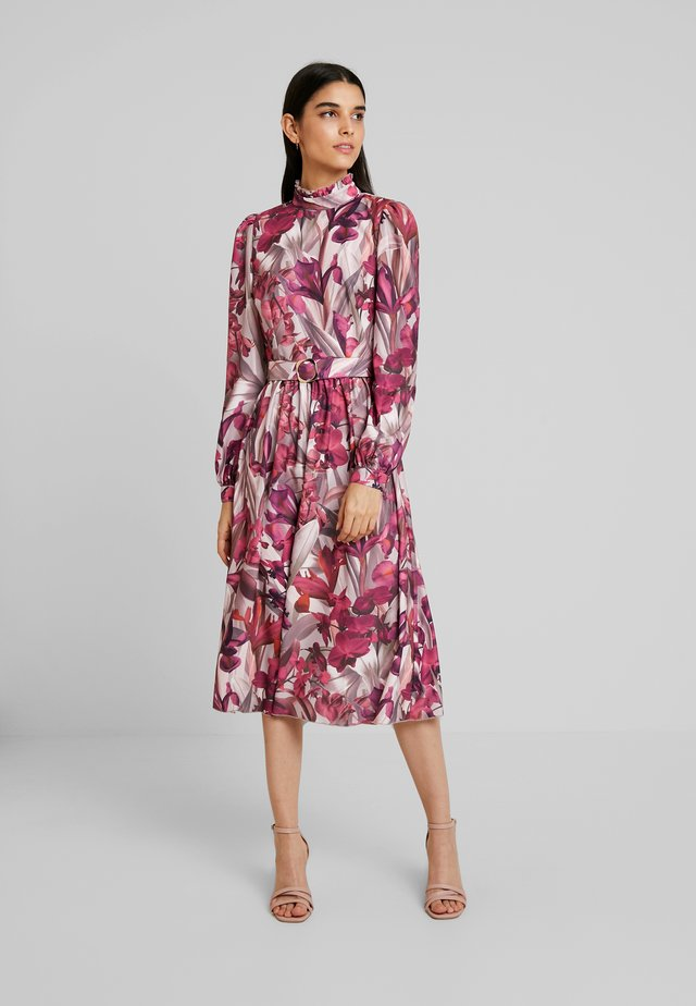 MARLOWE MIDI DRESS - Cocktailjurk - multi