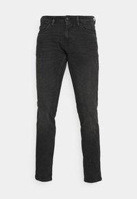 PIERS  - Jeans slim fit - dark stone black denim