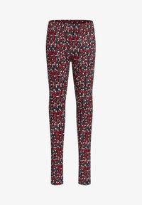 WE Fashion - MET BLOEMENPRINT - Leggings - Trousers - multi-coloured - 2