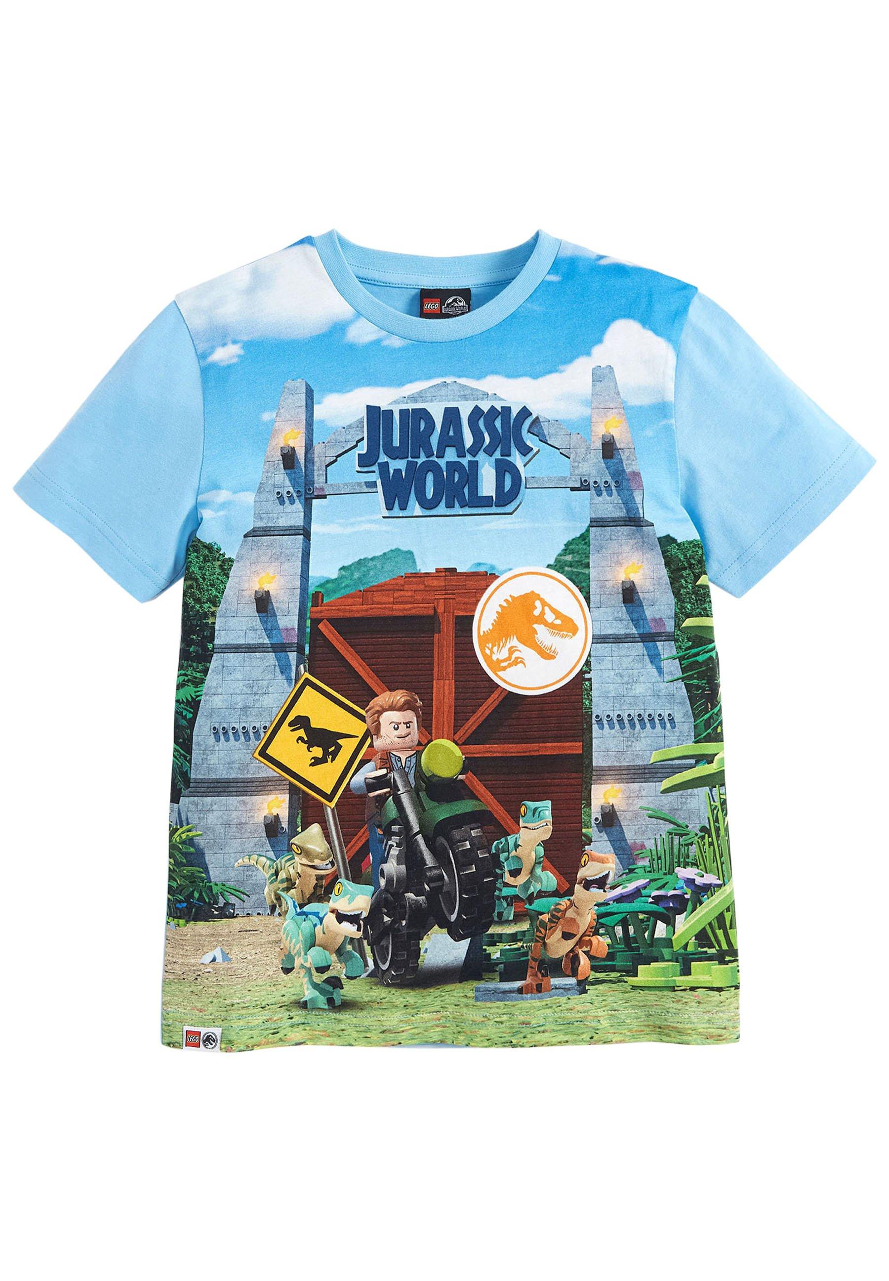 Bambini JURASSIC WORLD - T-shirt con stampa