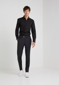 HUGO - JENNO SLIM FIT - Formal shirt - black - 1