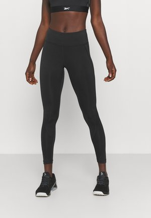 MESH WORKOUT READY SPEEDWICK REECYCLED - Tights - black