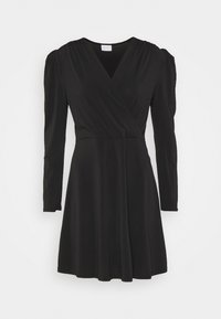 VIELBAS DRESS - Jersey dress - black