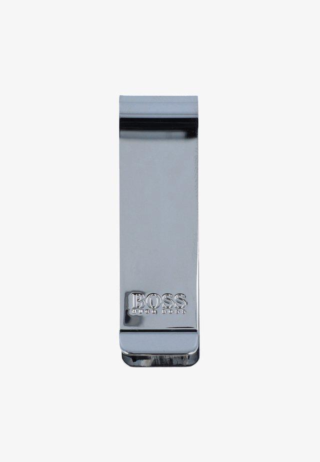 MAJESTIC GELDSCHEINKLAMMER 6 CM - Geldbörse - silvercolored