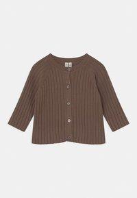 ARKET - UNISEX - Cardigan - brown - 0