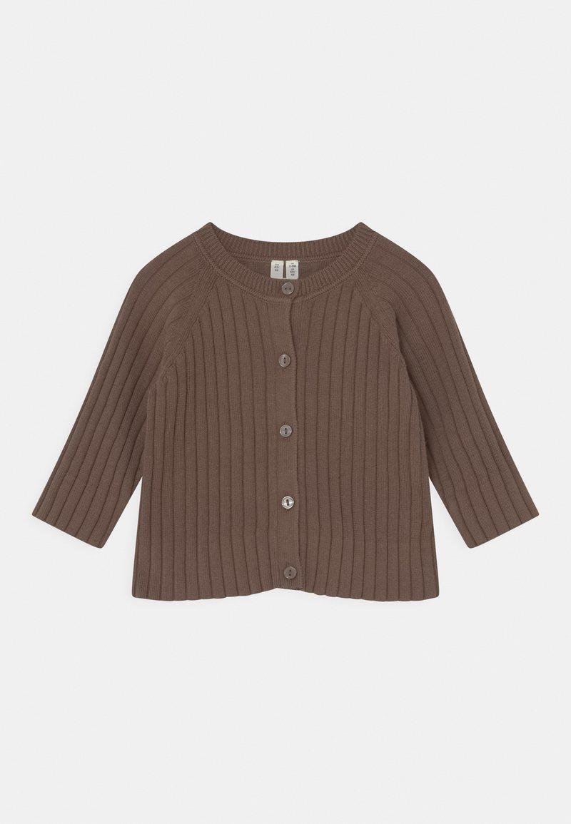 ARKET - UNISEX - Cardigan - brown