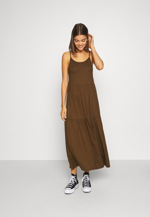Jerseyjurk - dark brown
