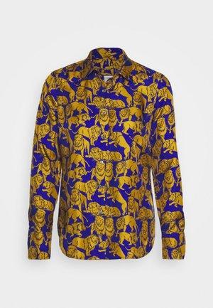 MAD LIONS - Košile - blue/olive