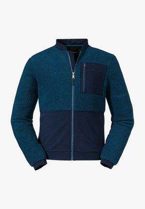 Fleece jacket - blue