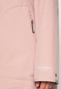 Ilse Jacobsen - RAINCOAT - Waterproof jacket - adobe rose - 5