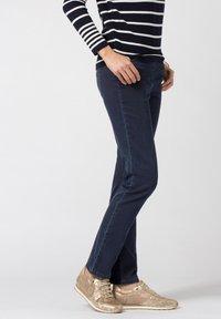 BRAX - STYLE PAMINA - Slim fit jeans - dark blue - 2