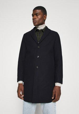COAT - Classic coat - blue dark