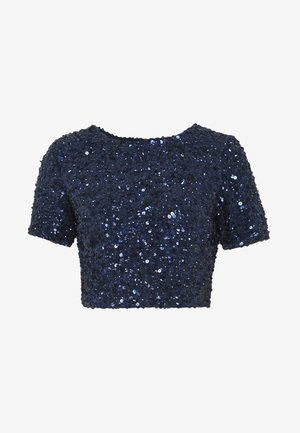 LETTY - Bluse - midnight blue