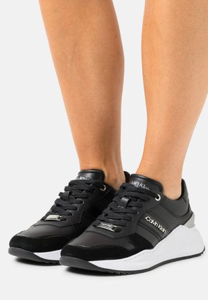 RYLIE LACE UP  - Trainers - black