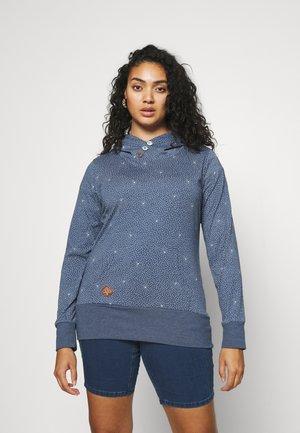 CHELSEA DOTS - Sweatshirt - indigo