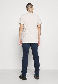 Diesel - D-MIHTRY - Straight leg jeans - dark blue - 2