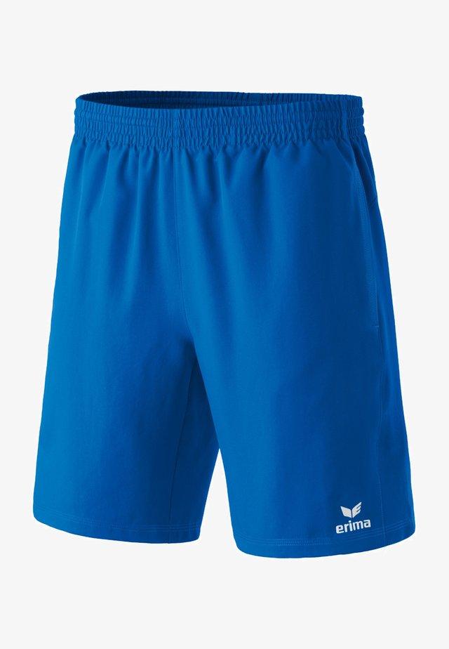 Sports shorts - new royal