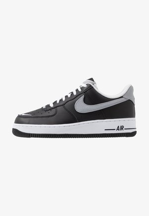 AIR FORCE 1 07 LV8 - Sneakersy niskie - black/wolf grey/white