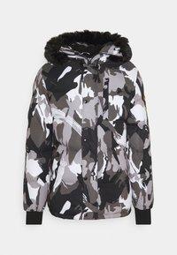 OSHAWA PADDED PARKA - Winter coat - camo