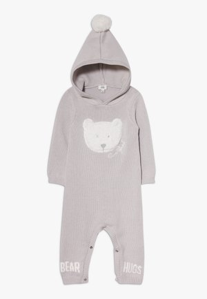 BEAR HUGS HOOD ALL IN ONE - Overal - grey
