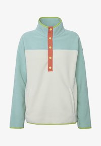 Burton - WOMEN'S HEARTH - Sweat polaire - buoy blue/creme brulee - 3