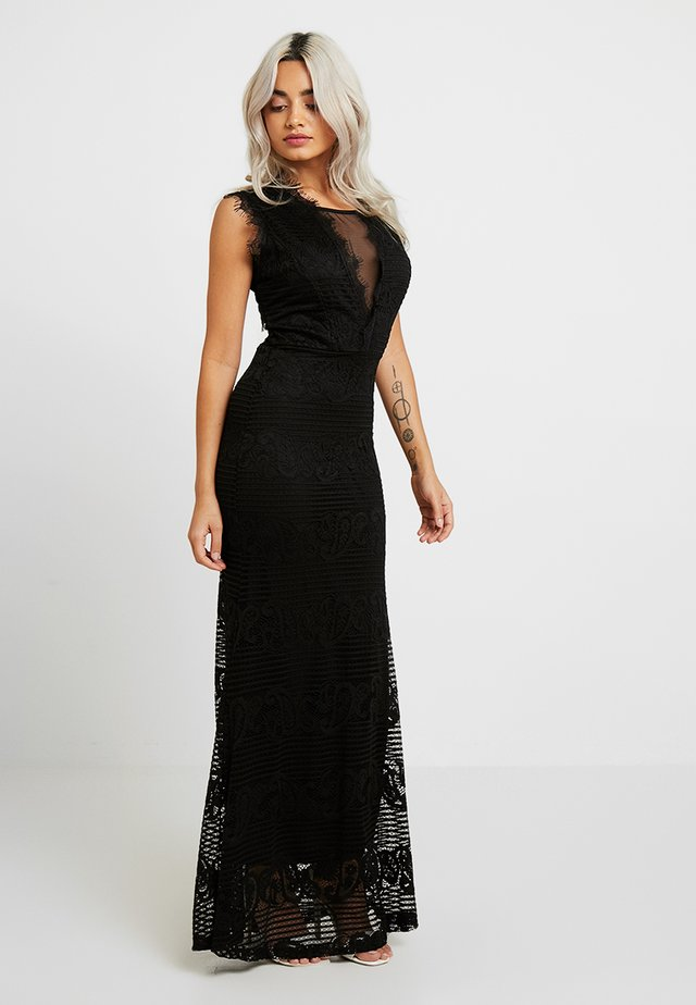 EXCLUSIVE SLEEVLESS - Vestido de fiesta - black