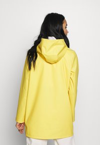 JDY - JDYKENDRA RAINCOAT - Parka - misted yellow - 2