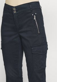 Mos Mosh - GILLES PANT - Cargo trousers - navy - 4