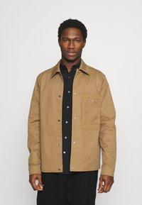 Selected Homme - SLHMORRIS JACKET - Summer jacket - otter - 0