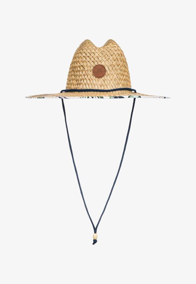 PINA TO MY COLADA  - Sombrero - bright white praslin