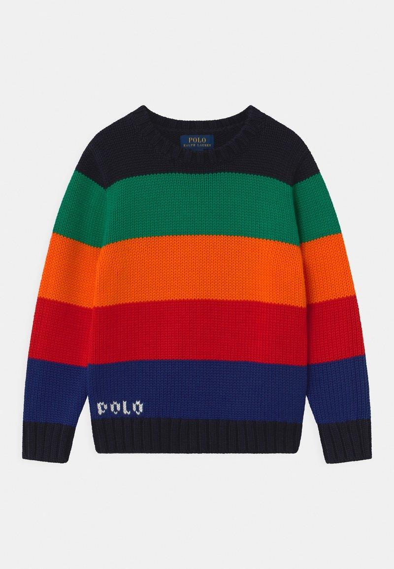 Polo Ralph Lauren - Strikpullover /Striktrøjer - navy/multi