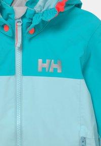 Helly Hansen - SHELTER UNISEX - Outdoorjacke - blue glow - 3