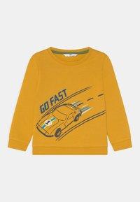 Marks & Spencer London - FAST CAR - Sweatshirt - dark gold - 0