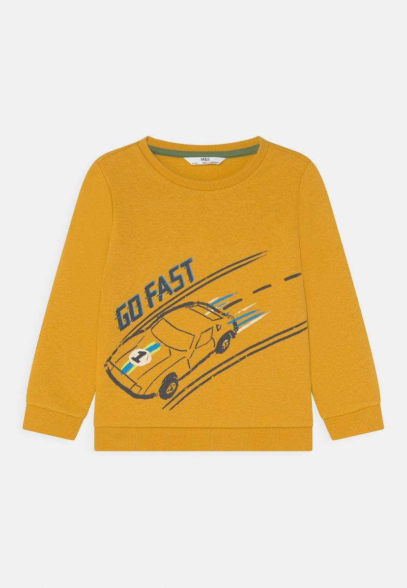 Marks & Spencer London - FAST CAR - Sweatshirt - dark gold