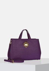 Silvio Tossi - Handbag - purple - 2