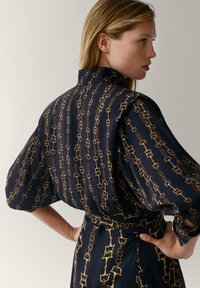 Massimo Dutti - Shirt dress - multi-coloured - 3
