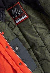 Next - Winter jacket - orange - 2