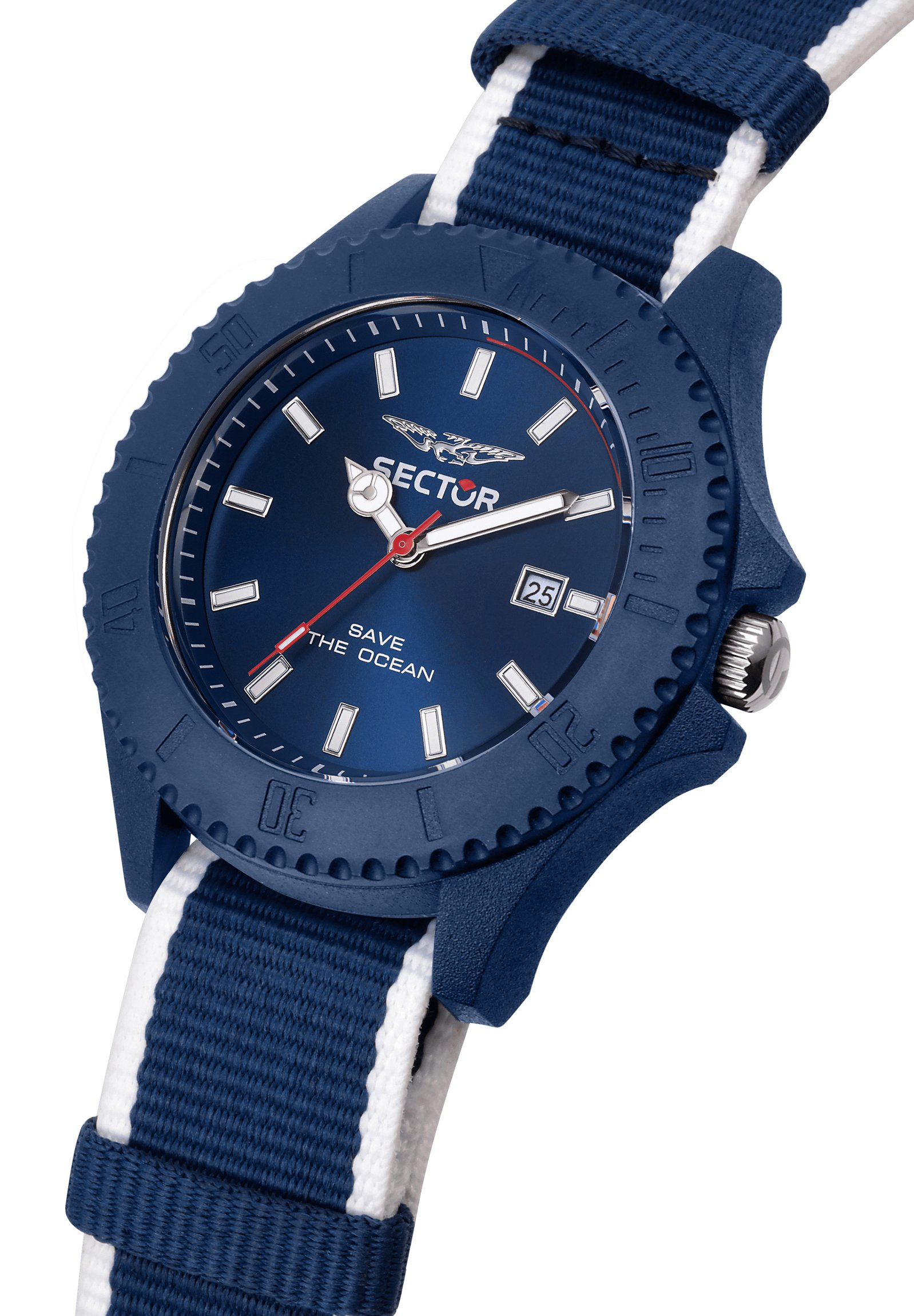 Homme SAVE THE OCEAN  - Montre