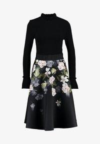 Ted Baker - NERIDA - Day dress - black - 6