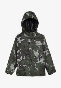 Volcom - RIPLEY INS JACKET - Snowboard jacket - green/black - 3