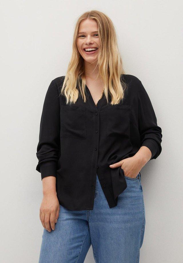 RAMOS7 - Koszula - zwart