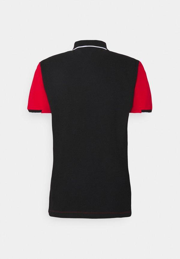 Hackett Aston Martin Racing Koszulka polo - red/czerwony Odzież Męska RTNN