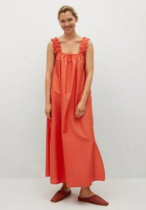 Day dress - fraise