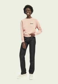 Scotch & Soda - WITH VARIOUS ARTWORKS - Sweatshirt - pink smoothie - 1