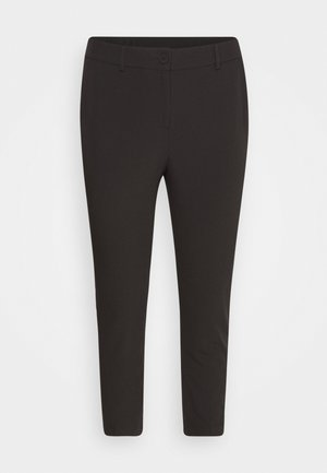 SHORT WORKWEAR TROUSER - Trousers - black