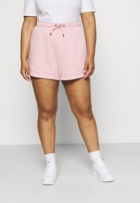Nike Sportswear - Shorts - pink glaze/white - 0