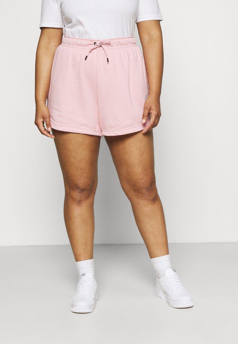 Nike Sportswear - Shorts - pink glaze/white