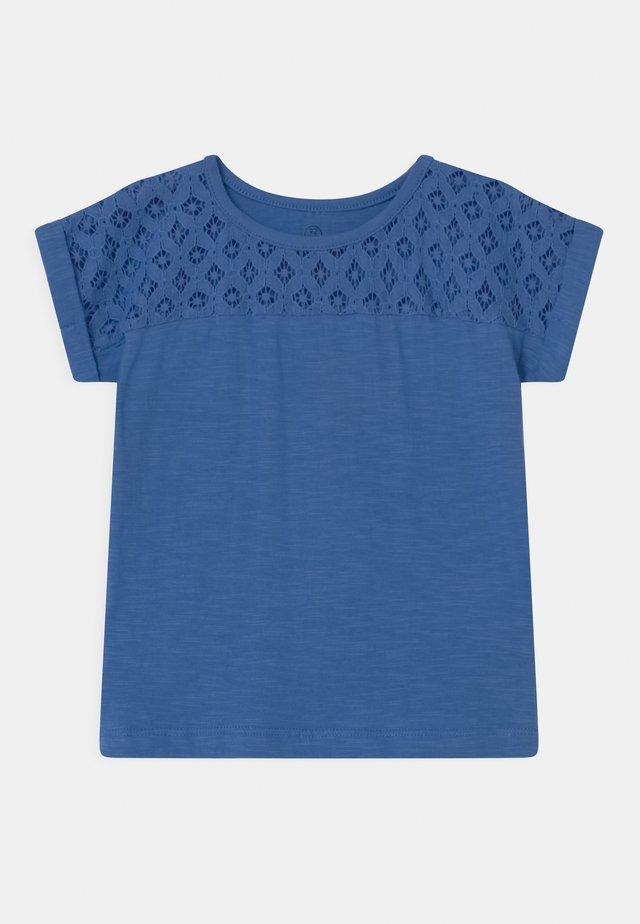 SMALL GIRLS - T-shirt print - blue yonder