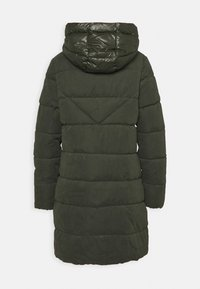 Q/S designed by - Winter coat - olive - 1
